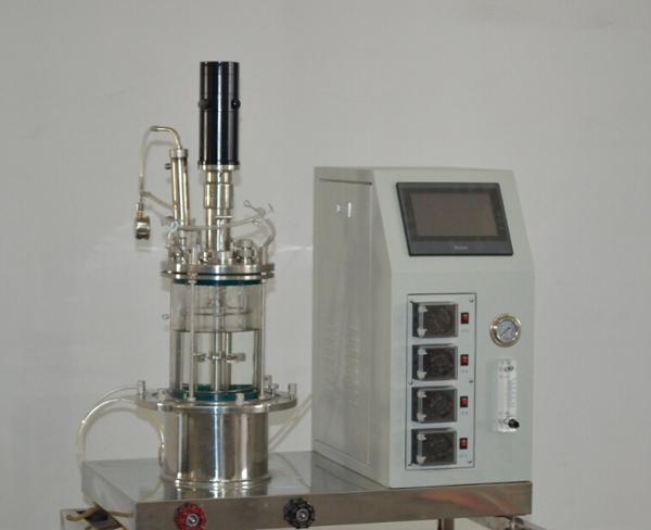 台式玻璃发酵罐