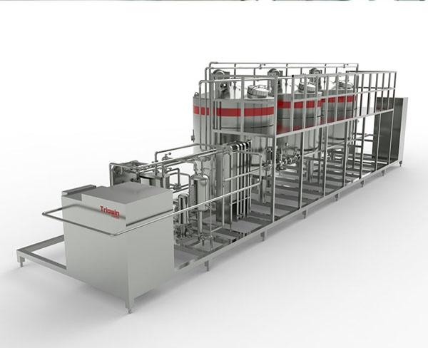 巴氏奶生产线